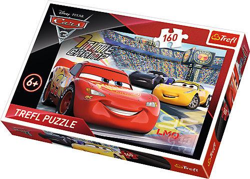 Puzzle Trefl 160 - Autka - Przyspieszenie, Cars - Accelerate