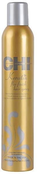 CHI Keratin Gold Lakier elastyczny do włosów 284g