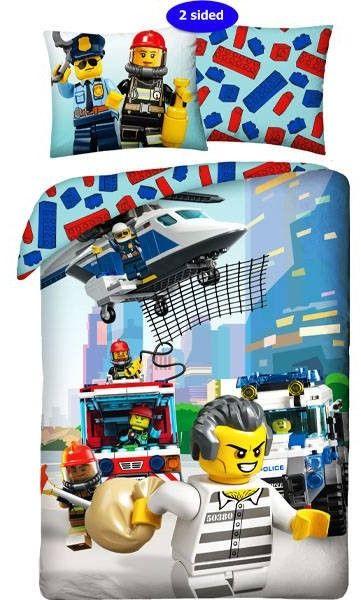 Pościel Lego City LEGO CITY 821BL