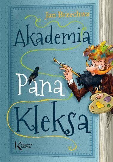 Akademia Pana Kleksa kolor TW GREG - Jan Brzechwa