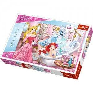 Puzzle Trefl 160 - Księżniczki - Odpoczynek przed balem, Princes - Rest before the ball