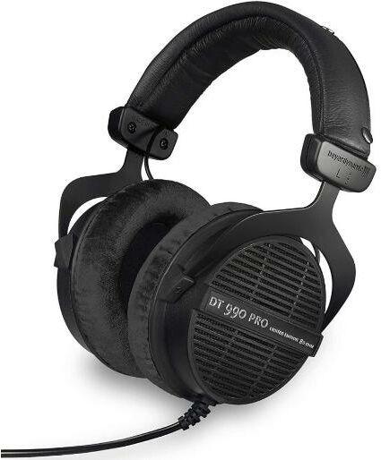 Beyerdynamic DT 990 PRO Black Edition 80 Ohm - Kup na Raty - RRSO 0%
