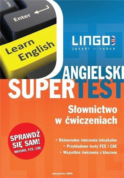 Angielski Supertest. Słownictwo w ćwiczeniach - Anna Treger