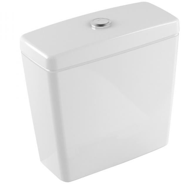 O.Novo V&B spłuczka WC dopływ z boku white alpin - 5760 S1 01 Darmowa dostawa