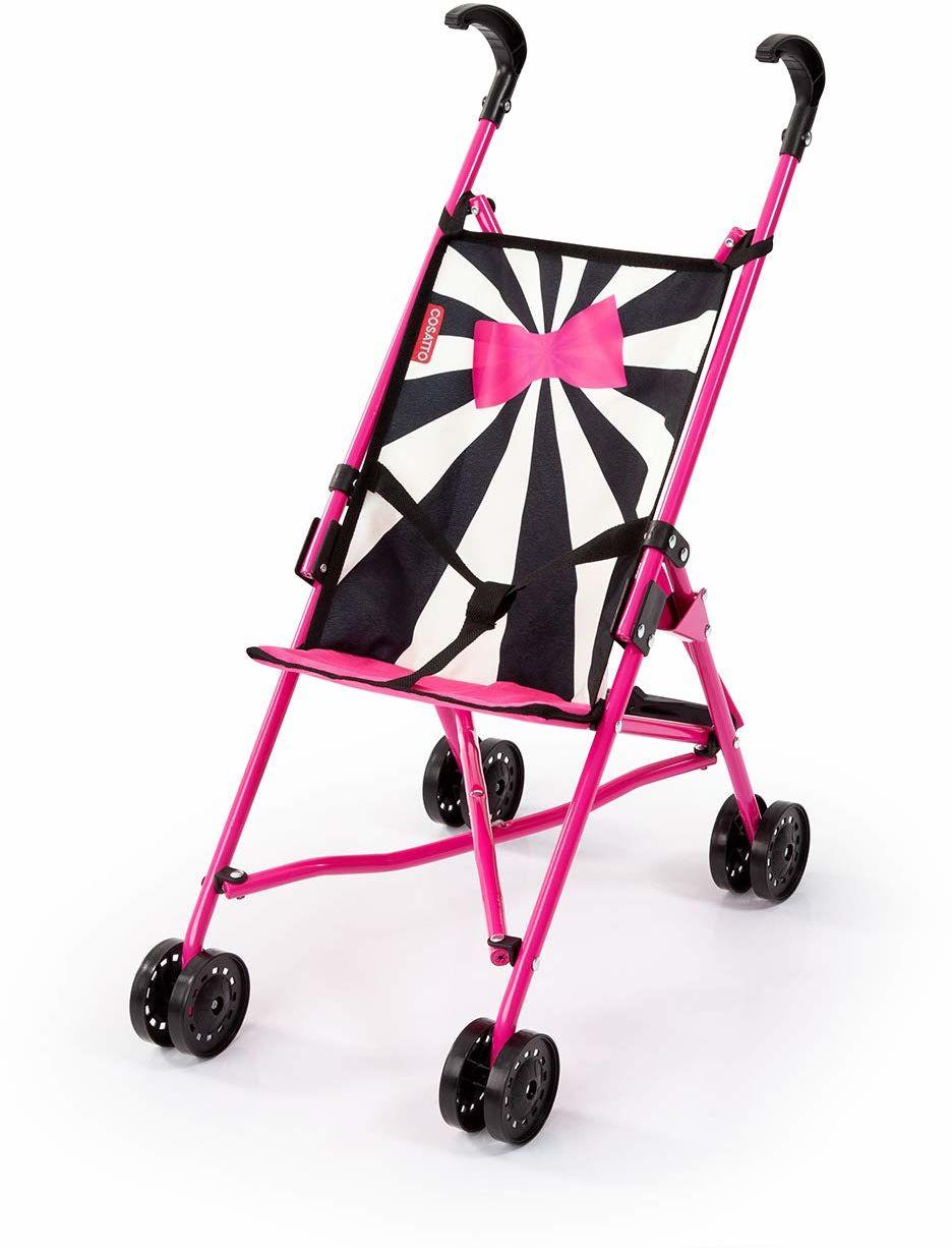 Bayer Design 30504AA lalki Buggy Cosatto Comet, wózek dziecięcy, wózek na parasol, z wbudowanym paskiem, składany, Groova