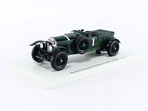Spark  Miniaturowy samochód z kolekcji, 43LM29, zielony