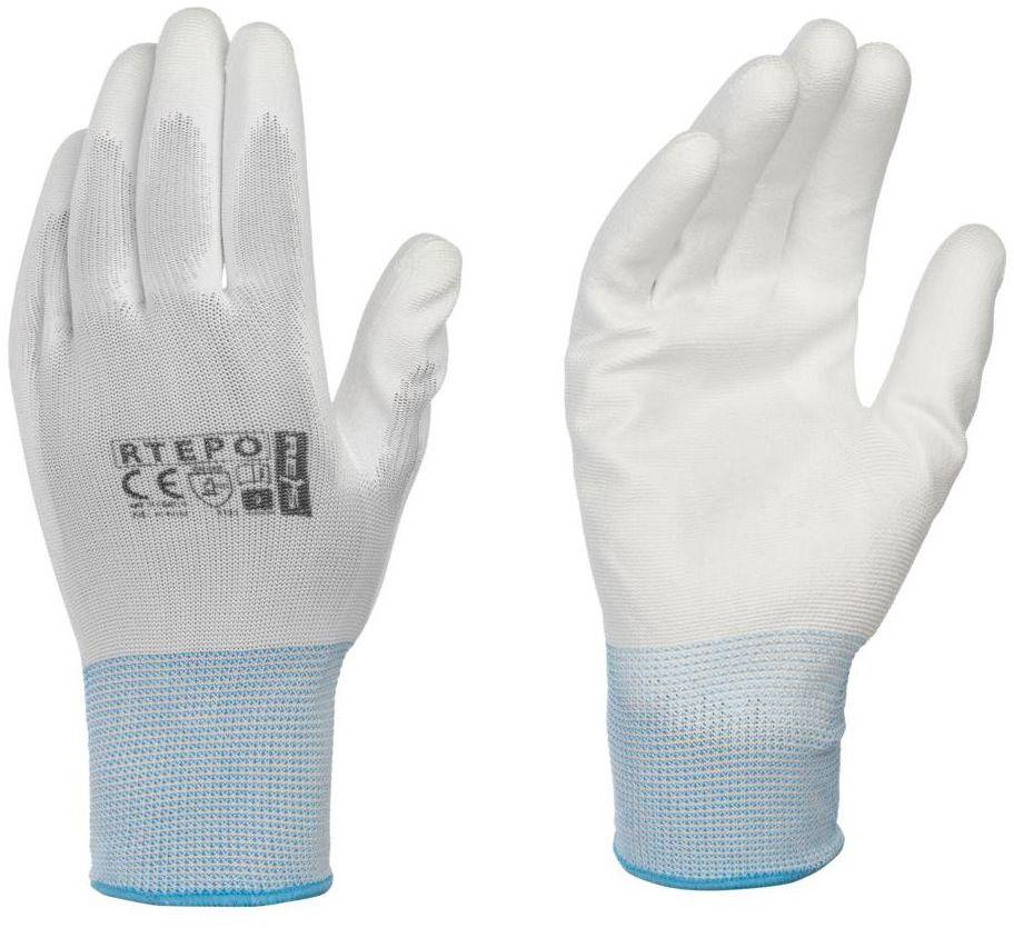 Rękawice robocze r. L / 8 BHP-EXPERT 84002442