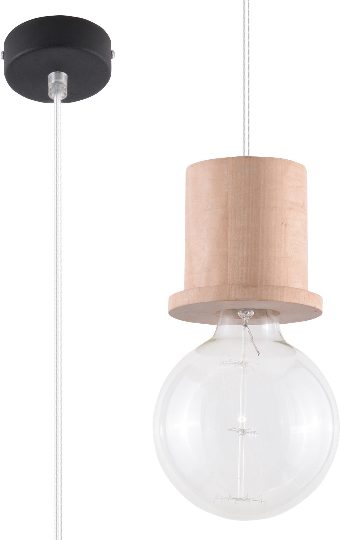 Lampa Wisząca MILO - Sollux