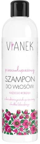 VIANEK przeciwłupieżowy szampon do włosów, 300 ml