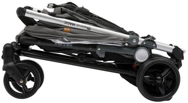Espiro Magic New Scandi wózek spacerowy Nord Blue 03