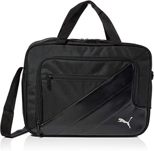Puma Uni TEAM torba listonoszka czarny czarny 41 x 30 x 14 cm
