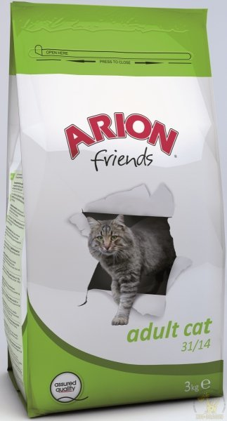 Arion Cat Friends Adult 31/14 3kg