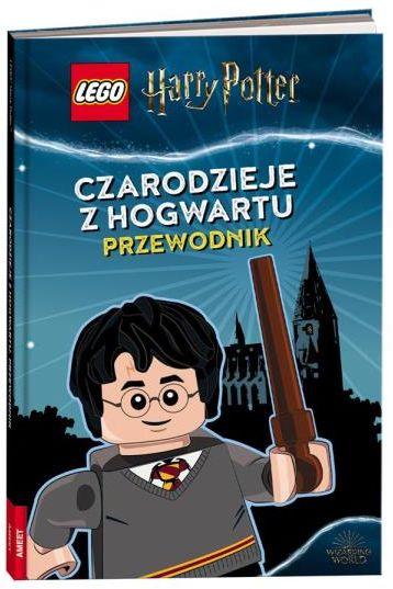 Lego Harry Potter Czarodzieje z Hogwartu Przewodnik ZAKŁADKA DO KSIĄŻEK GRATIS DO KAŻDEGO ZAMÓWIENIA