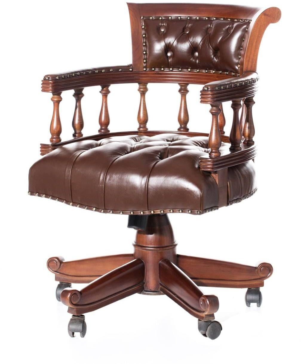 Fotel obrotowy Sherlock, 90  75  60 cm