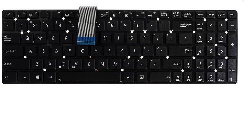 Klawiatura do laptopa Asus A55 K55VD R500 R500V R700