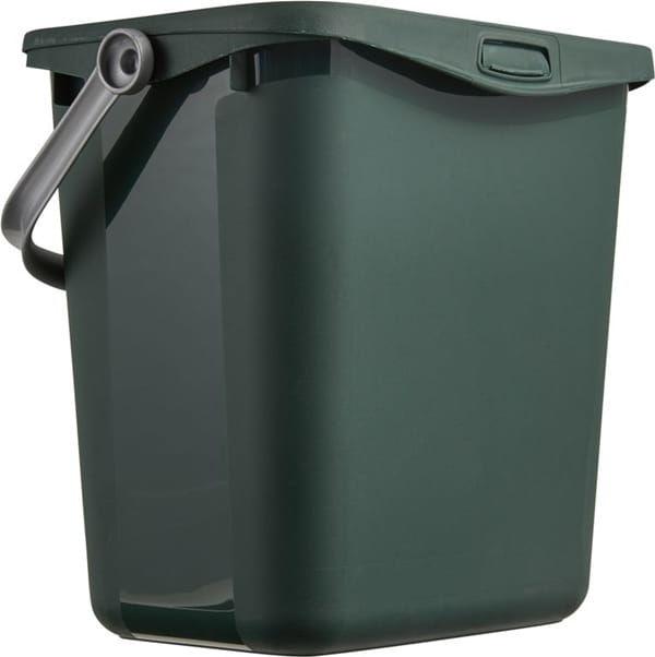 Pojemnik Multibox 6 L Zielony Na Karmę Proszek Curver