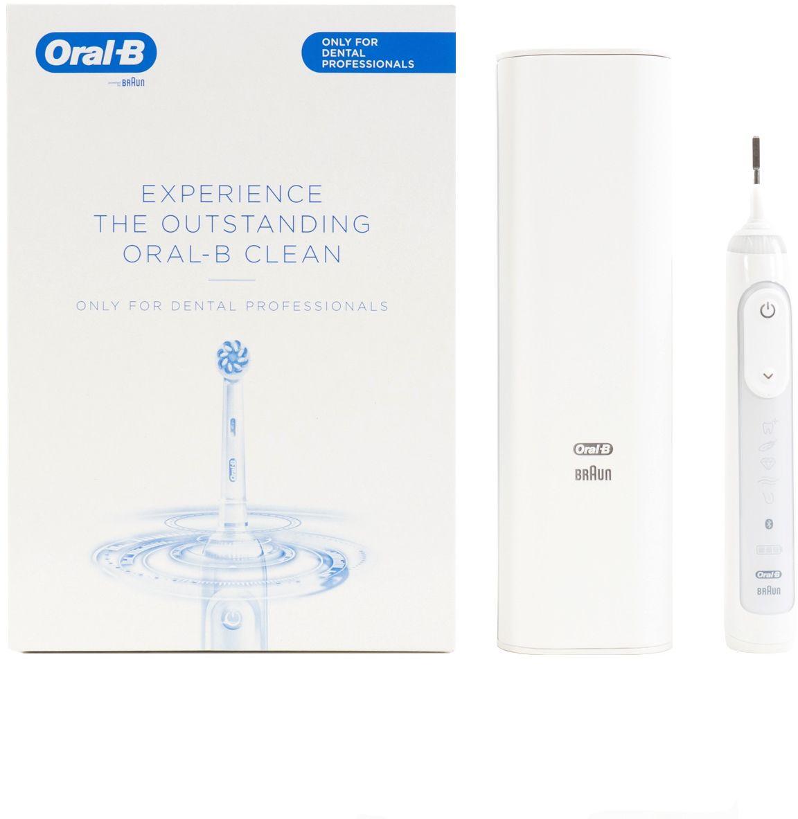 Szczoteczka Oral-B Genius X 20000 biały