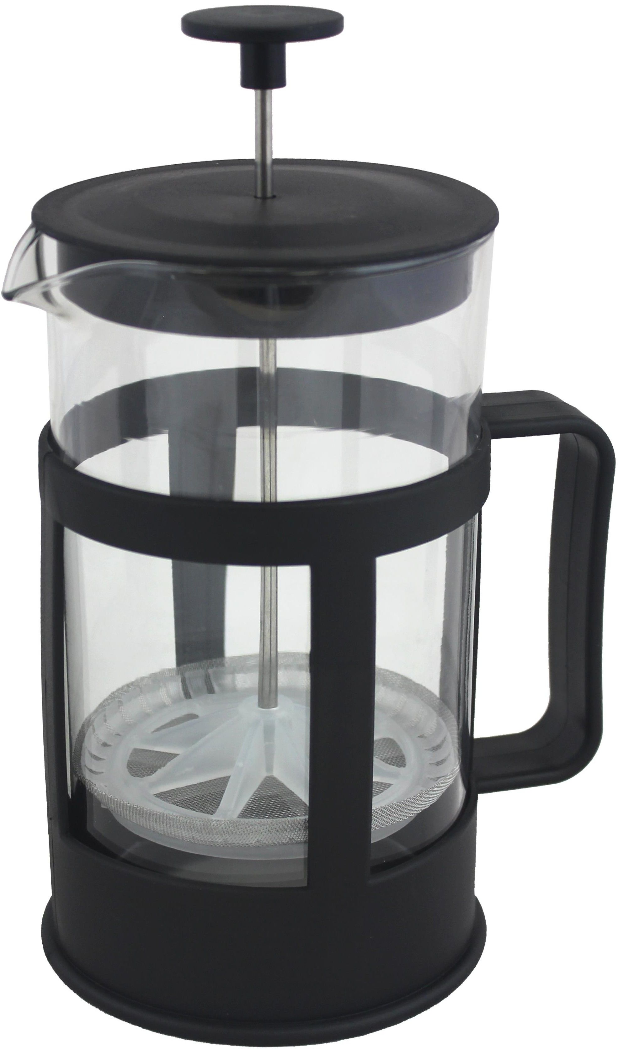 Zaparzacz do herbaty i kawy 1l z tłokiem