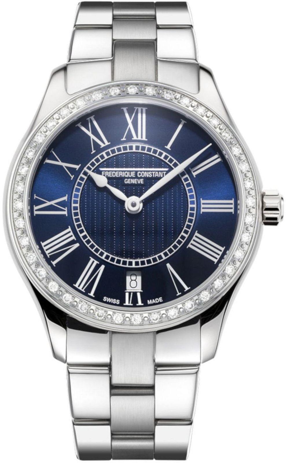 Zegarek damski Frederique Constant Classics Ladies Diamonds