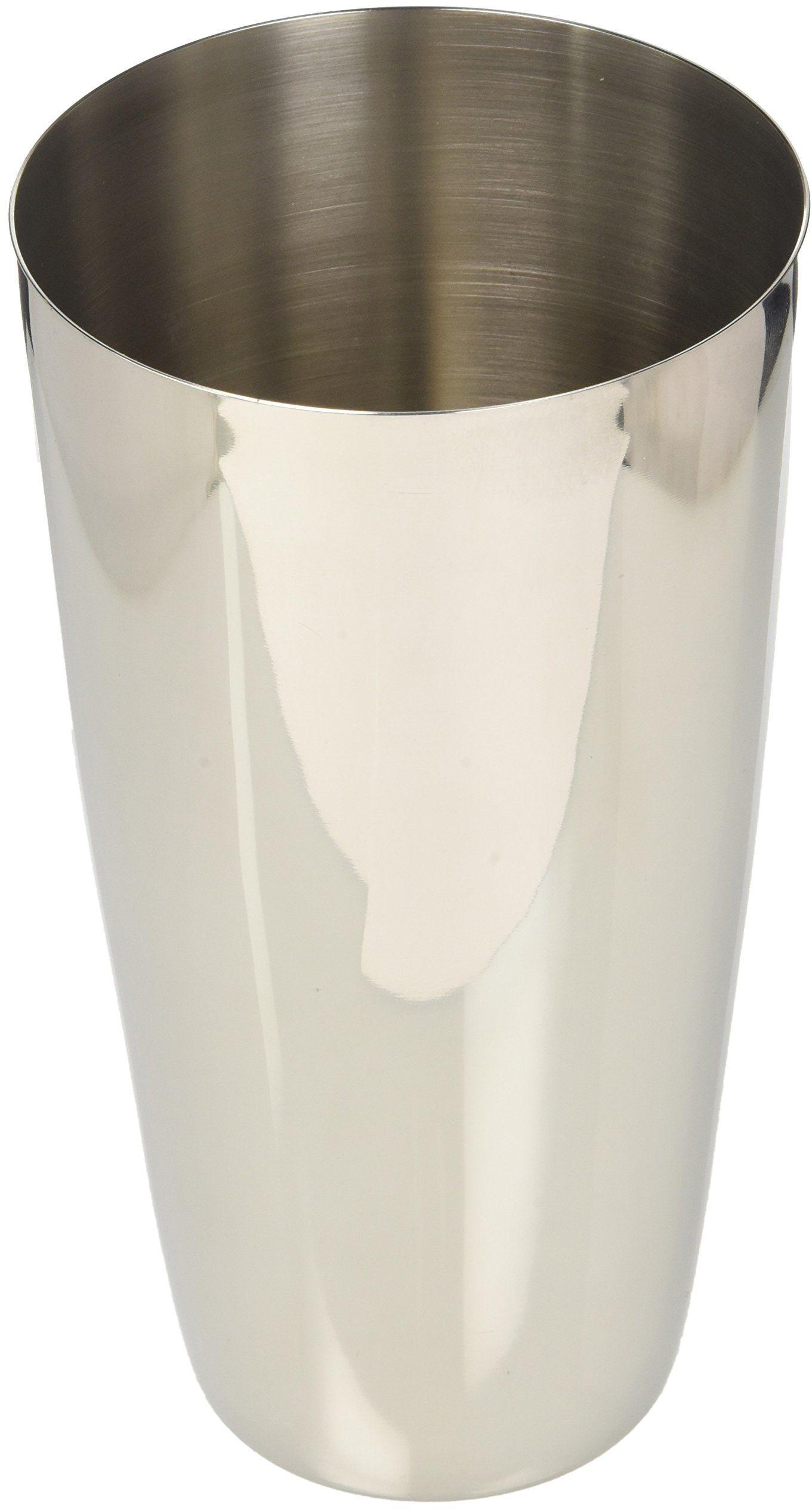 The Bars Bars Shaker 84 cl, stal nierdzewna, szary, 9 x 9 x 17 cm