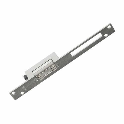 SCOT Elektrozaczep symetryczny ES-S24DC-RS rewersyjny z sygnalizacją 24V DC