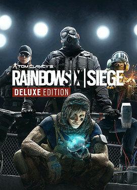 Tom Clancy''s Rainbow Six Siege (Deluxe Edition) (PC) klucz Uplay