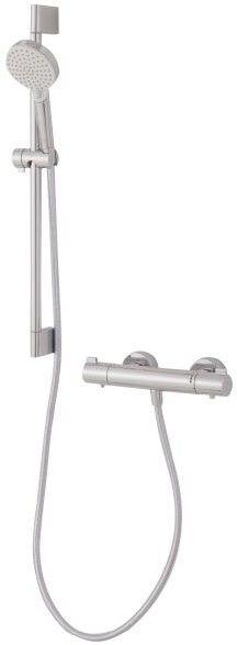 Zestaw prysznicowy Hansgrohe Crometta Vario 2-funkcyjny z baterią termostatyczną