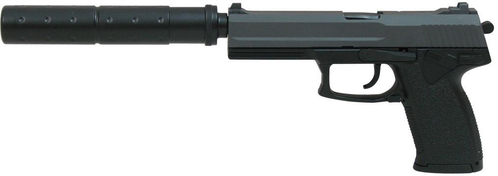Pistolet ASG DL60 Socom (15918)