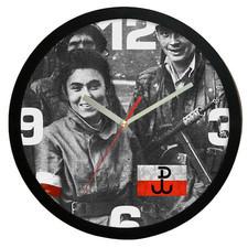 Zegar ścienny Powstańcy Warszawscy
