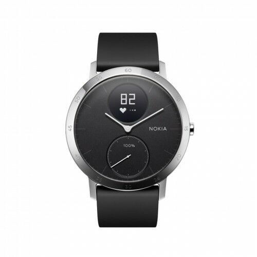 Withings Steel HR - smartwatch z pomiarem pulsu (czarny 40mm)