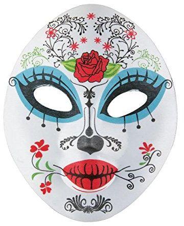 P ''tit Clown  22404  maska dla dorosłych  dzień Of The Dead  damska  rozmiar uniwersalny