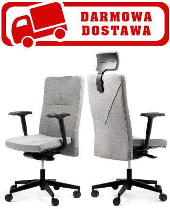Fotel ergonomiczny Foxtrot