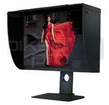 Monitor BENQ SW240 + Oryginalny kaptur SH240