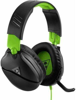Słuchawki dla graczy Turtle Beach Recon 70x do Xbox One, Xbox Series X, PS5, PS4, Switch, PC
