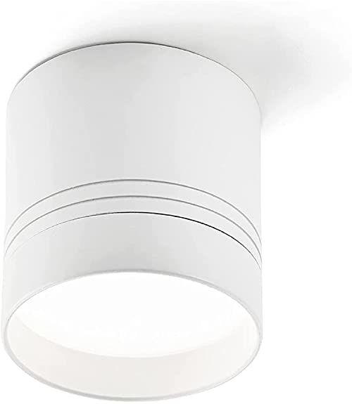Vivida Jupiter cylinder LED z 3 pierścieniami, 15 W, biały