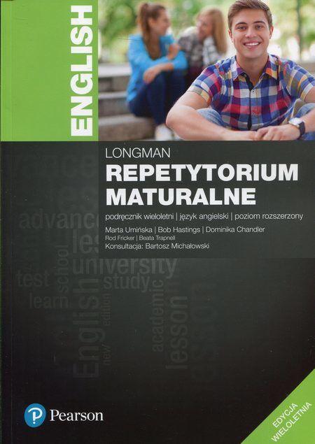Repetytorium maturalne Język angielski Podręcznik wieloletni Poziom rozszerzony