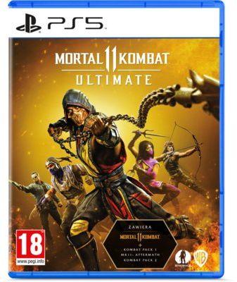 Gra PS5 Mortal Kombat 11 Ultimate