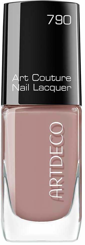 ARTDECO Art Couture Nail Lacquer, lakier do paznokci brązowy, nr 790, pebble-grey