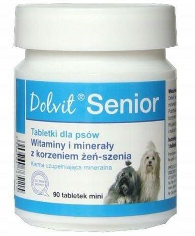 DOLFOS - Canis senior mini 90 tabletek