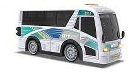 Dumel Flota Miejska Autobus