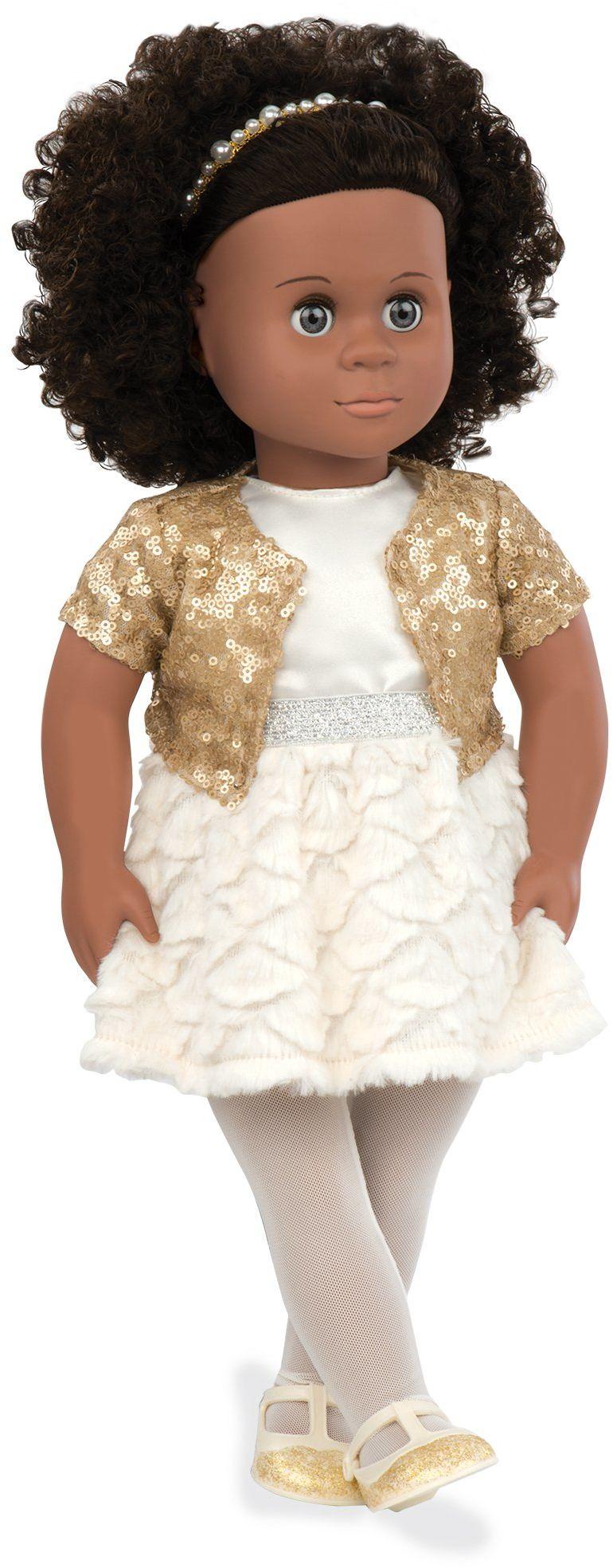 Our Generation 70.31089 Haven Doll, różna, 46 cm