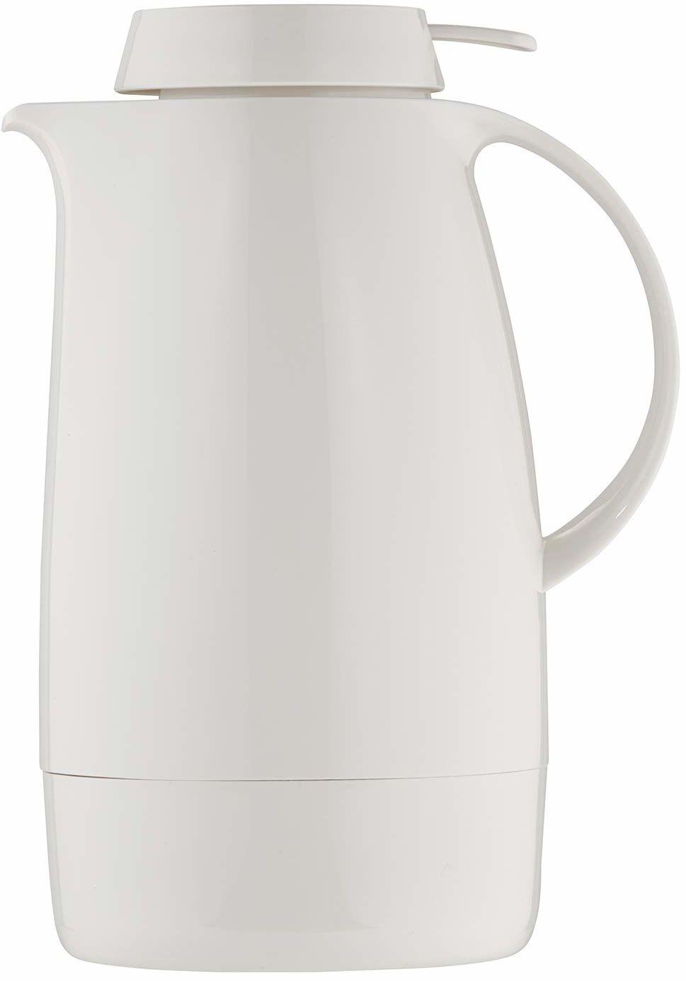 Helios Servitherm termos z tworzywa sztucznego, biały, 1,3 litra