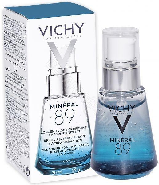 Vichy mineral 89 żel do twarzy 30 ml