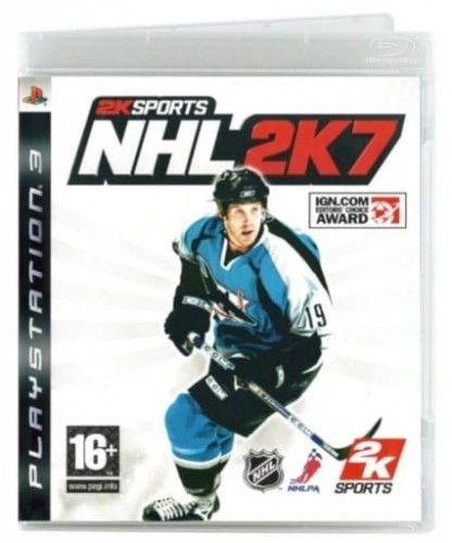 NHL 2K7 PS 3 Używana