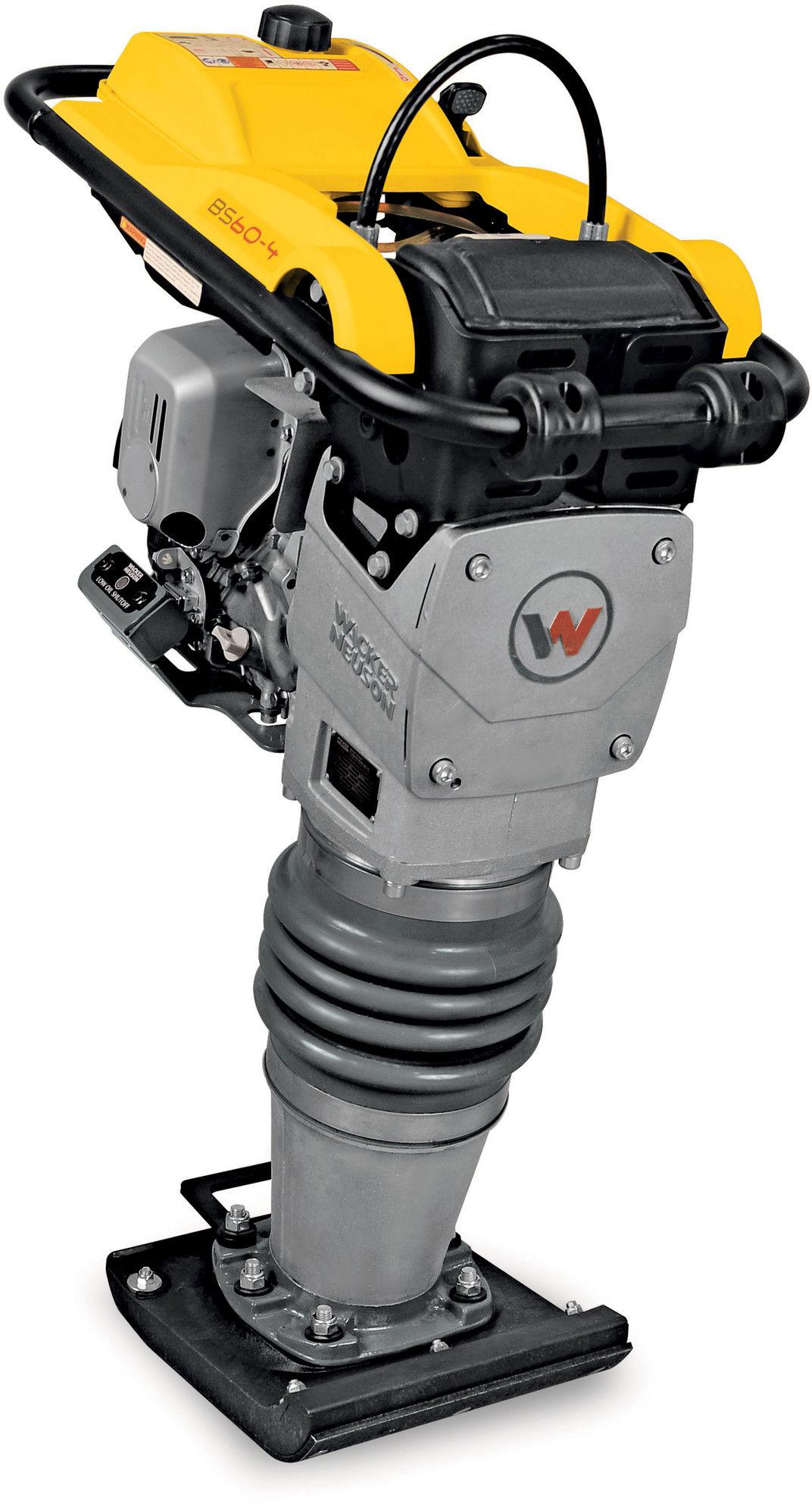 Zagęszczarka stopowa (ubijak) Wacker Neuson BS 60-4 As