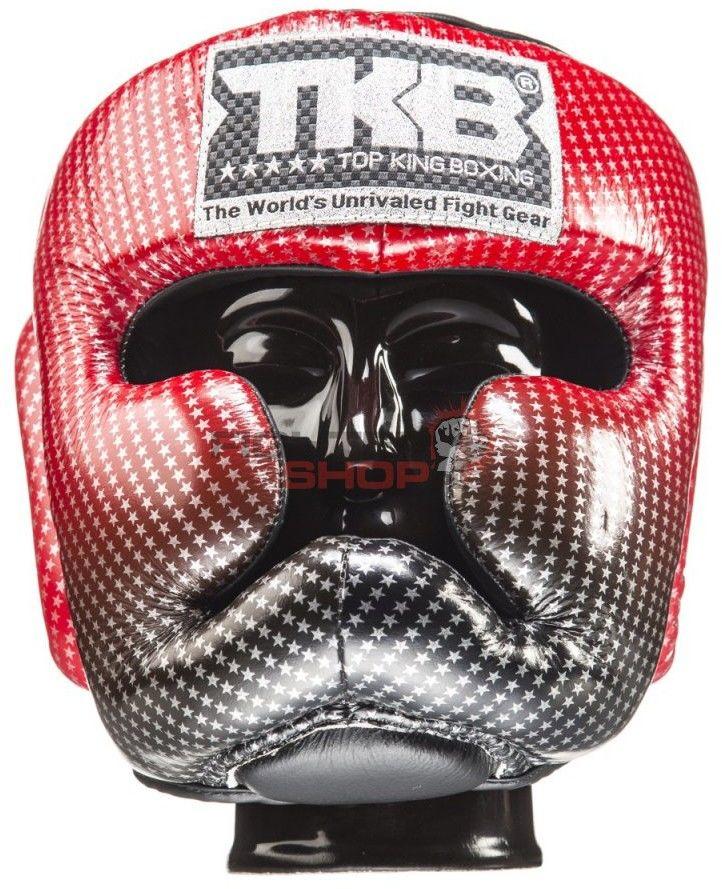 Kask treningowy TKHGSS-01RD SUPER STAR Top King