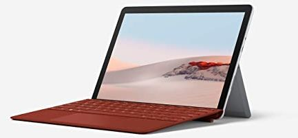 Surface GO 2 4425Y 10.5i 4GB 64GB + TypeCover Poppy Red