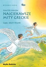 Najciekawsze mity greckie - Audiobook.