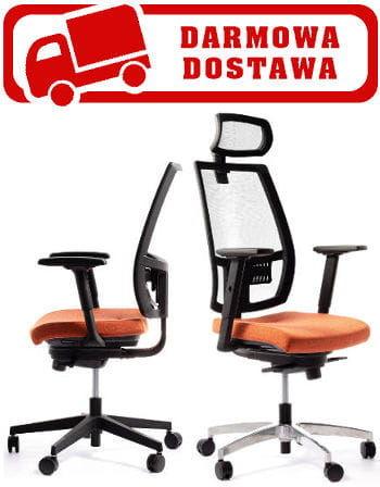 Fotel ergonomiczny Foxtrot Net