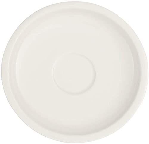 Villeroy & Boch Artesano oryginalny spodek do moko/espresso, 12 cm, porcelana premium, biały